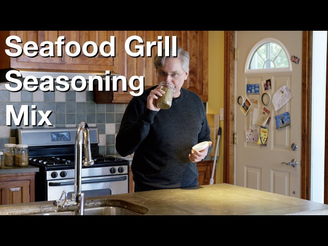 The Best! Seafood Grill Seasoning Mix || Le Gourmet TV Recipes