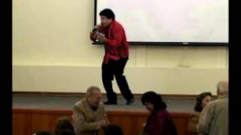 CESAR MARIO INGA MENDOZA CON EL DR JOSE LUIS PEREZ ALBELA BERAUN