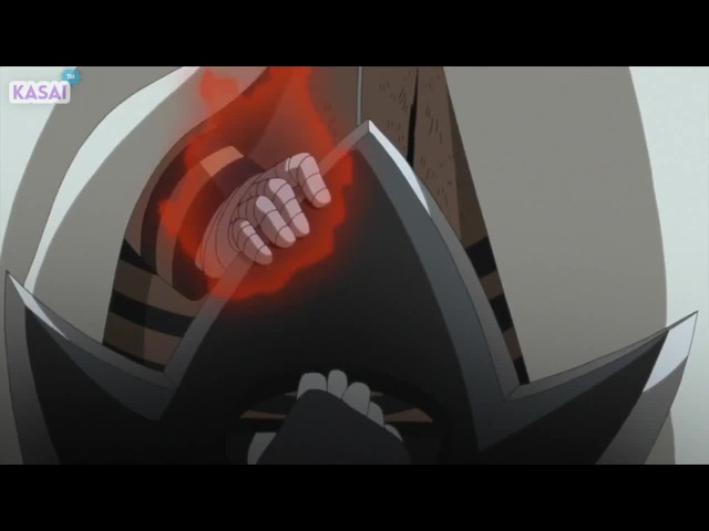 Pissed off Kurama is scary as sh*t