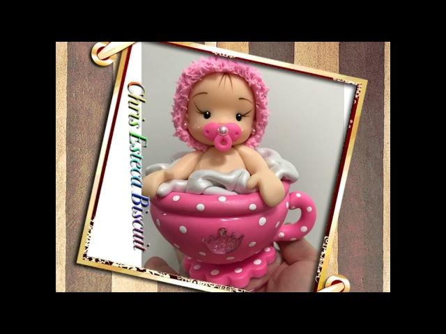 Chá de Bebê/ Bebê na Xícara