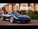 1991 Jaguar XJR-15 Britain's Fervent Feline