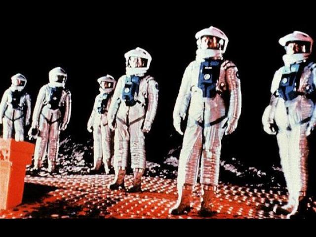 Видео к фильму «2001 год: Космическая одиссея» (1968): Трейлер