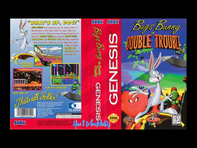 [NostalgiA] [SEGA Genesis Music] Bugs Bunny in Double Trouble - Full Original Soundtrack OST » Freewka.com - Смотреть онлайн в хорощем качестве
