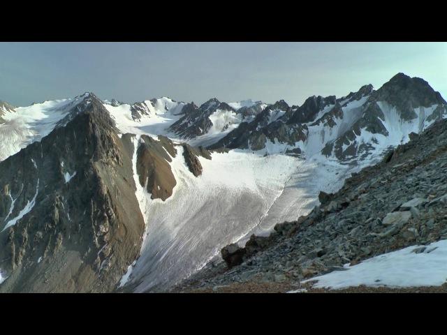 Высокогорный массив Буордах - один из наиболее труднодоступных и красивых районов Земного Шара