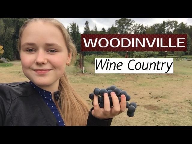 ПОТРЯСАЮЩЕЕ МЕСТО! | Виноградники WOODINVILLE -WINE Yard