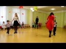 Танец с мамами Утренник 8 Марта в детском саду Младшая группа