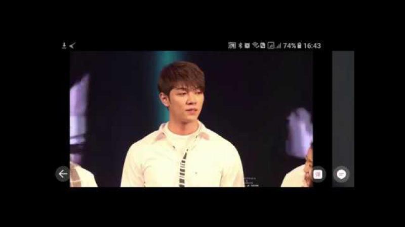 6MoonsAsiaTour Fan Meet in Tianjin China [ Part 3/5]