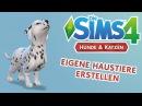 Die Sims 4: Eigene Hunde und Katzen erstellen in Die Sims 4 Hunde und Katzen