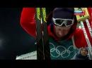 Йоханнес Бё плачет Золотая медаль ОИ 2018