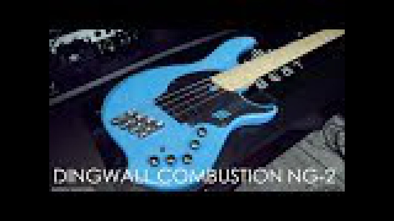 Dingwall Combustion NG-2 Nolly of Periphery signature bass