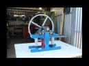 Curvatrice a rulli fai da te (homemade roller bender)