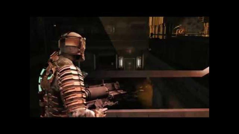 Dead Space Игро-фильм!Глава -2 интенсивная терапия