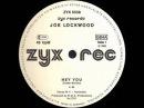 Joe Lockwood – Hey You (12'' maxi single)