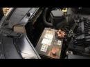 Замена аккумулятора Kia Sorento 2009 2012 2 4 XM II Kia Sorento 2 How to replace a Battery