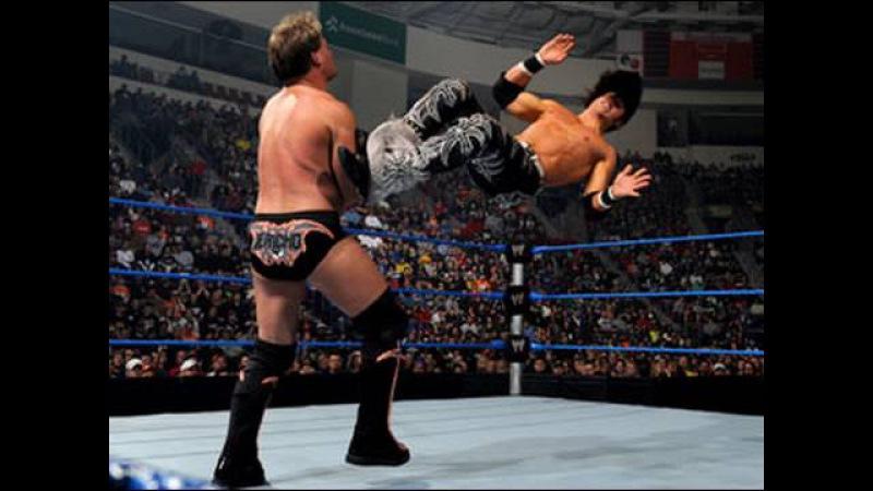 SmackDown: John Morrison vs. Chris Jericho