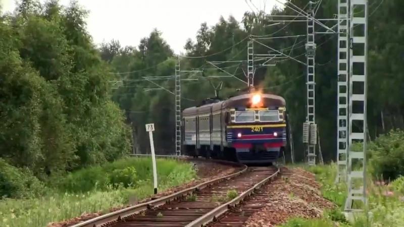 Наши поезда самые поездатые поезда в Мире