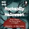 Rockabilly Halloween. 28.10 @Parabellum