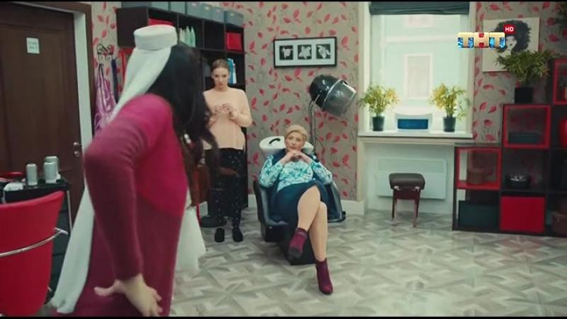 Ирка танцует татарский танец. Сериал Улица на ТНТ