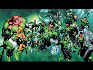 ComiXoids — Live: Зеленый Фонарь, Injustice, Атака на Титанов, Последний Мужчина, Бакуман