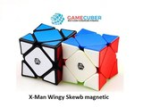 X-Man Wingy Skewb magnetic