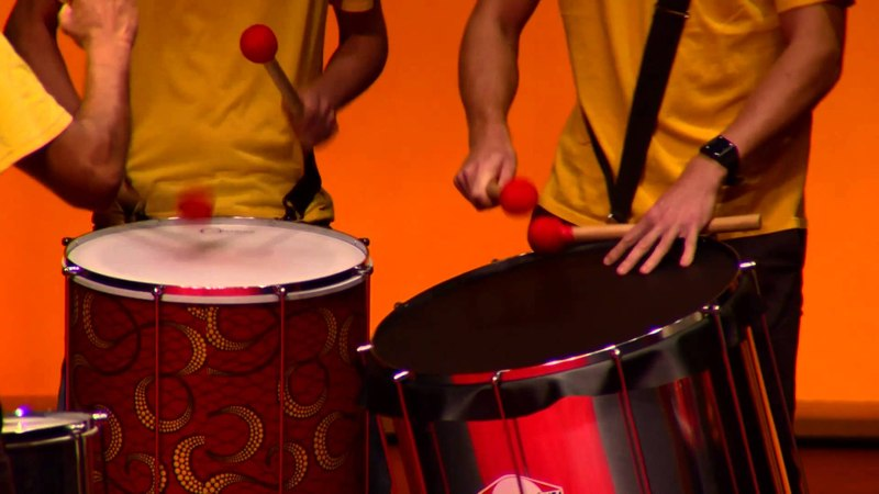 Samba rhythms | Raio de Sol | TEDxCanberra