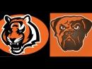 NFL 2017-2018 / Week 4 / 01.10.2017 / Cincinnati Bengals @ Cleveland Browns