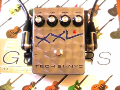 Tech 21 XXL Original - humbucker