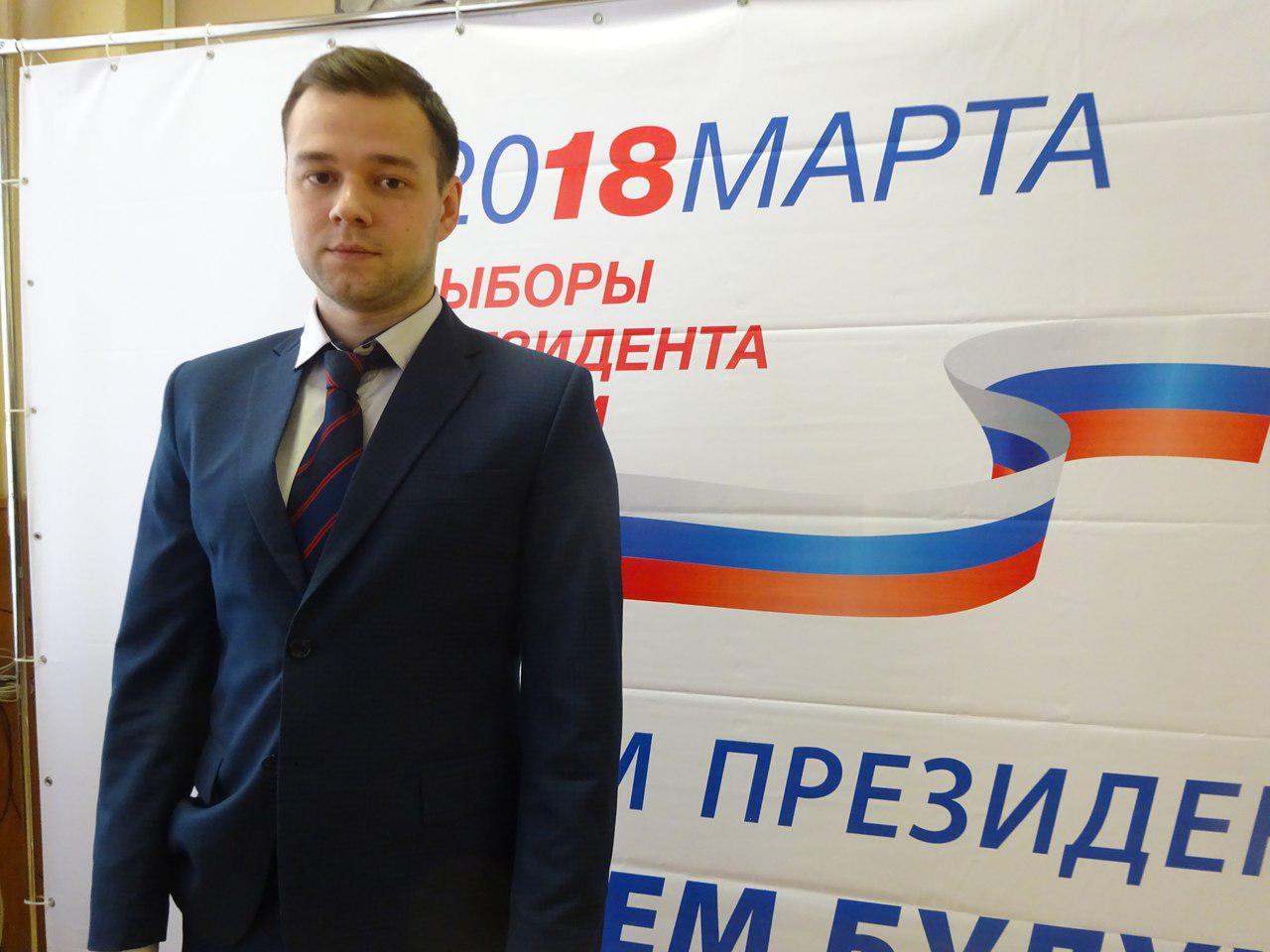 Сергей Тропин: Надеемся, что с каждым годом явка молодежи на выборах будет повышаться