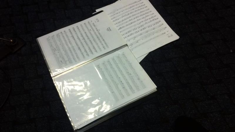 Damage String / Репетиция