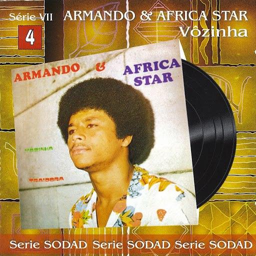 Armando альбом Vozinha (Serie Sodad VII - Vol. 4)