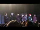 [VK][171209] MONSTA X - Talk @ Cheer up for you Concert