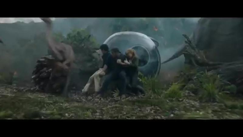 Мир Юрского периода 2 — Русский трейлер (2018).mp4