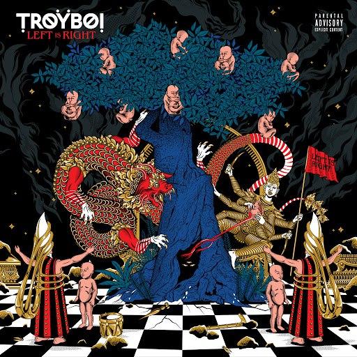 TroyBoi альбом Left Is Right