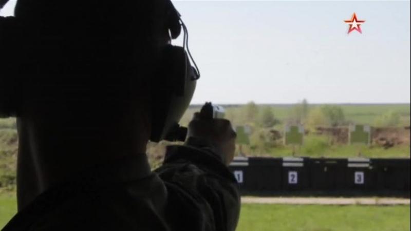 В РВСН завершился чемпионат по стрельбе из штатного оружия