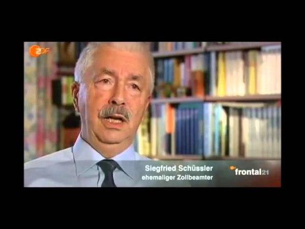 Fehlende Souveränität der BRD - Frontal 21 (ZDF)