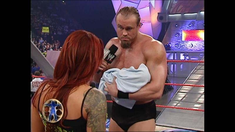 Stream! WWE Monday Night Raw 8 ноябрь 2004 года c участием Батисты, Игрока, Криса Бенуа и других зв