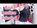 Krul Tepes Cosplay Tutorial Part 5 Bodice