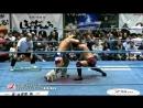 Koji Iwamoto vs. Shuji Kondo AJPW - Excite Series 2018 - Day 9