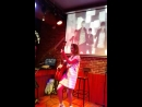 Jenny and Gala Highway To Hell AC DC Cover Traktir Moskva China