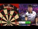 Zong Xiaochen vs Bernie Smith PDC World Darts Championship 2018 / Preliminary Round