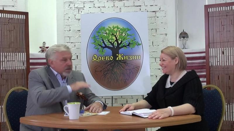 В. Г. Жданов. Древо жизни-Борьба с пьянством и табакокурением