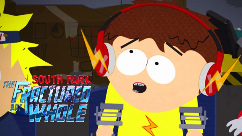 УГАРНЫЕ КАРТИНКИ ► South Park: The Fractured But Whole