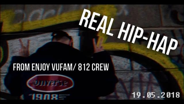 Real Hip-Hap, dancer Enjoy Vufam 812 Crew.