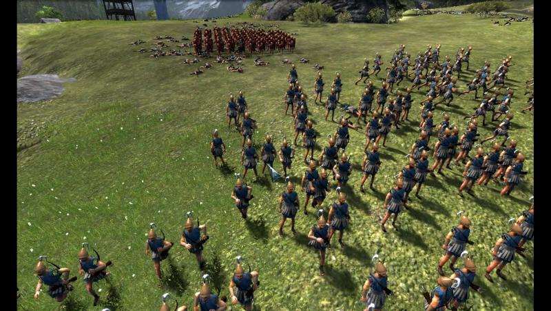 Total War Arena [ Лучники ]