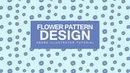 Illustrator Tutorial Flower Pattern Design