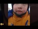 Зачем ты ел снег? 😃😊