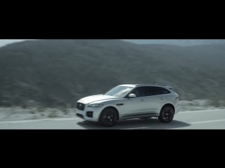 Jaguar F Pace (Commercial)