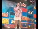 Женя Отрадная в мини юбке - Я тебя очень - Live Концерт на Красной площади.