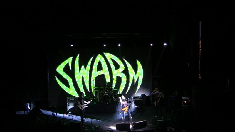SWARM live in Aurora 27.02.16 Part 3