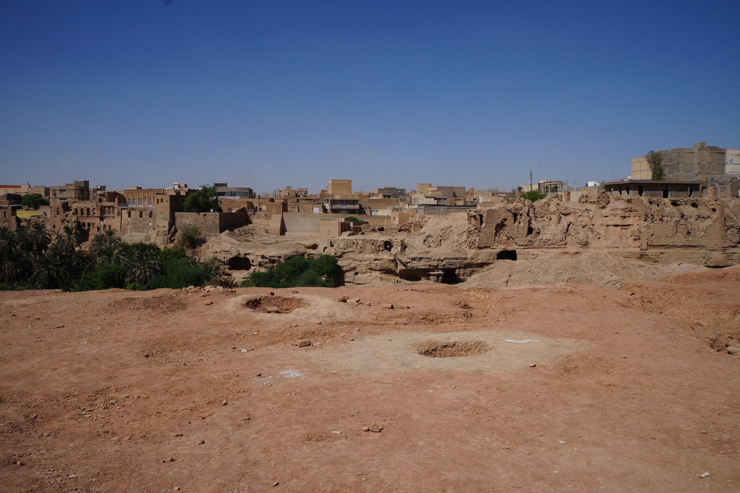 Самое древнее кладбище на земле